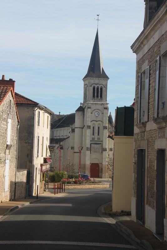 l'Eglise et la Mairie