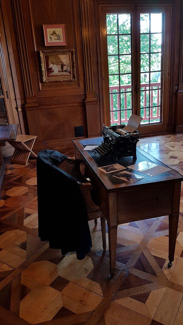 Bureau de Louis Labat