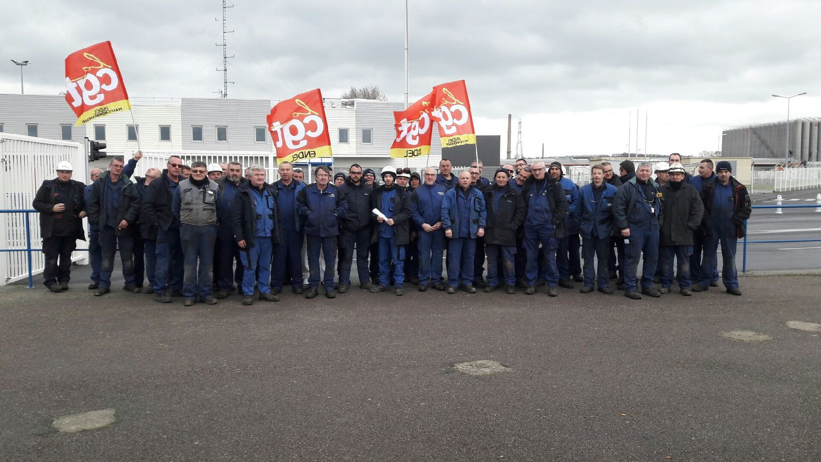 TOTAL LE HAVRE