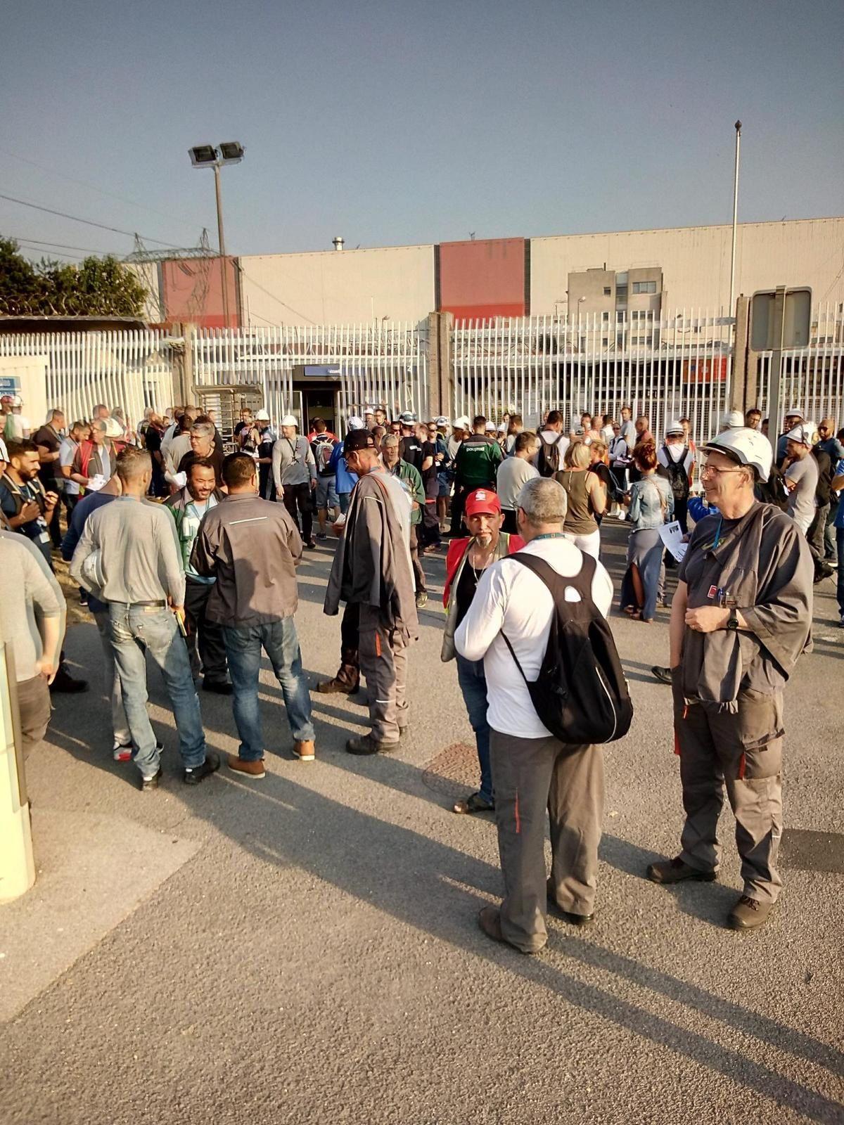 GRAVELINES : RENOUVELLEMENT DE LA PGAC, MOUVEMENT DE GRÉVE DES PRESTATAIRES LE 25 JUILLET !!