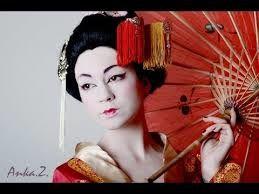 soin  geisha a la pierre volcanique de japon