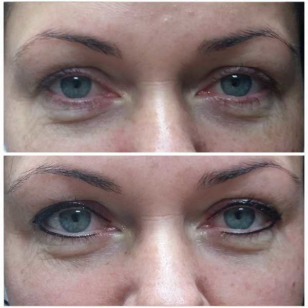 maquillage permanent aye liner