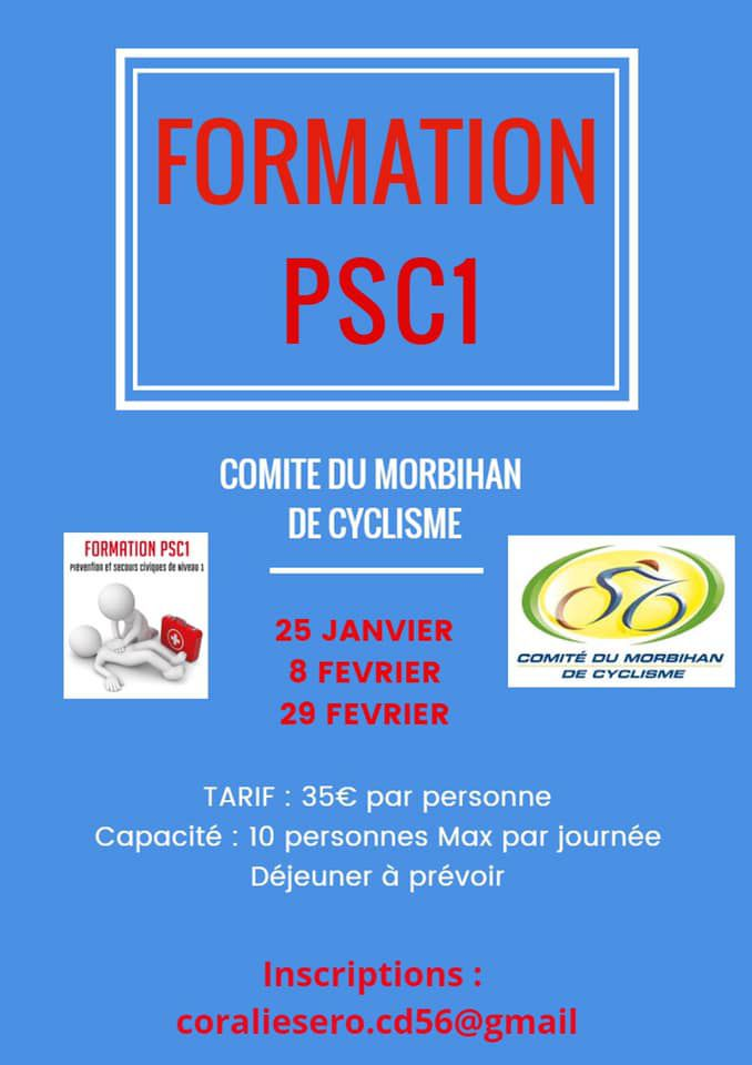 STAGE PSC1