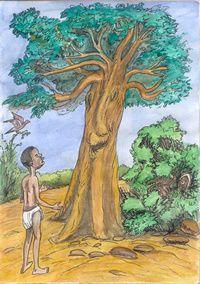 illustration Yacouba Diarra   © deci-dela/tralalere