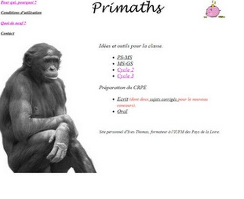 Primaths