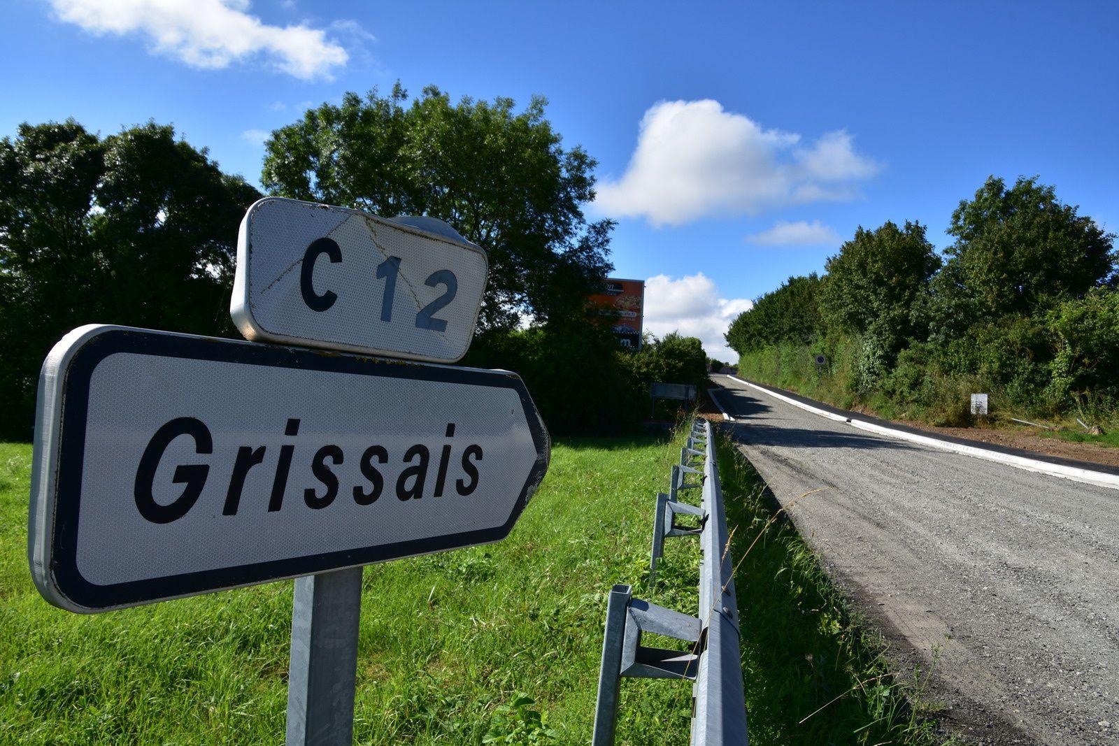 Rue de Grissais ► les travaux prochainement terminés