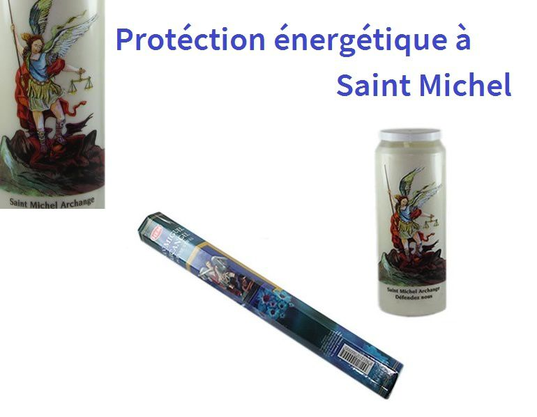 Protection contre envoûtement à Saint Michel