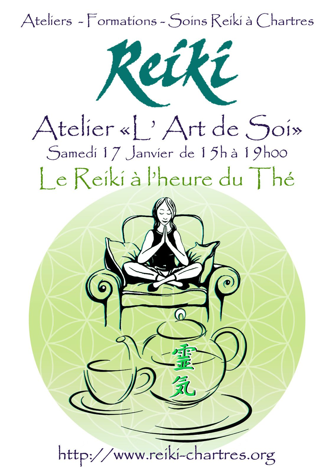 Tea Time Reiki
