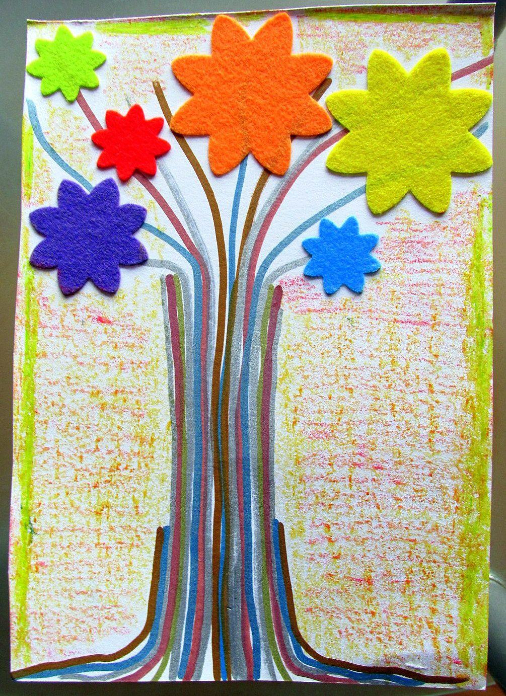 ~ Réalisations expresses ~ Temps semi-libre ~ Colimaçon chenillé ~ Bizarbre / Etape par Etape / Branches, tronc et racines & floraison ~ Printemps ~
