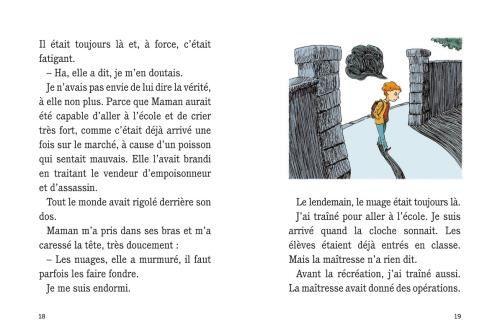~ Texte et illustration ~ Petit roman illustré ~