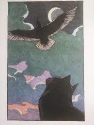 ~ Edition Métailié / Seuil ~ Illustrations de Miles HYMAN ~ 1. Le danger à l'affût 2. Le vol ~