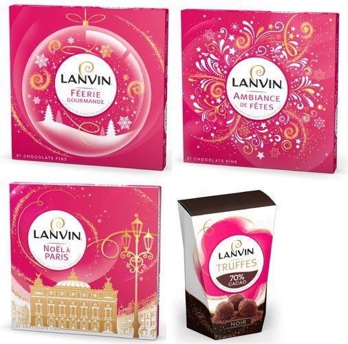 Jour 10 : les chocolats Lanvin