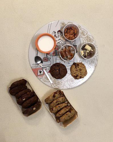 J'ai testé : les kits cookies de La Cookiterie