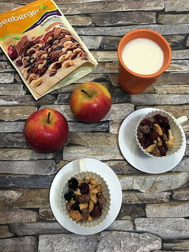 Le snack healthy mais gourmand