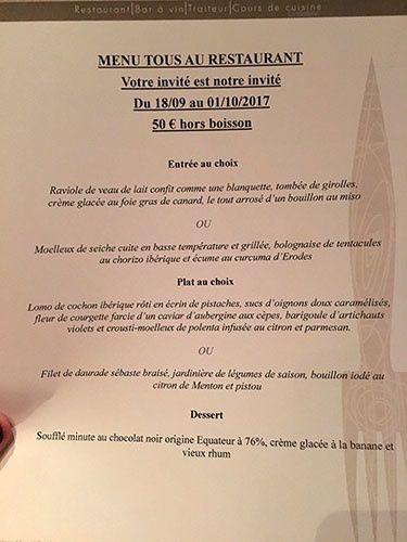 J'y suis allée : le restaurant Parcours Live {Falicon}