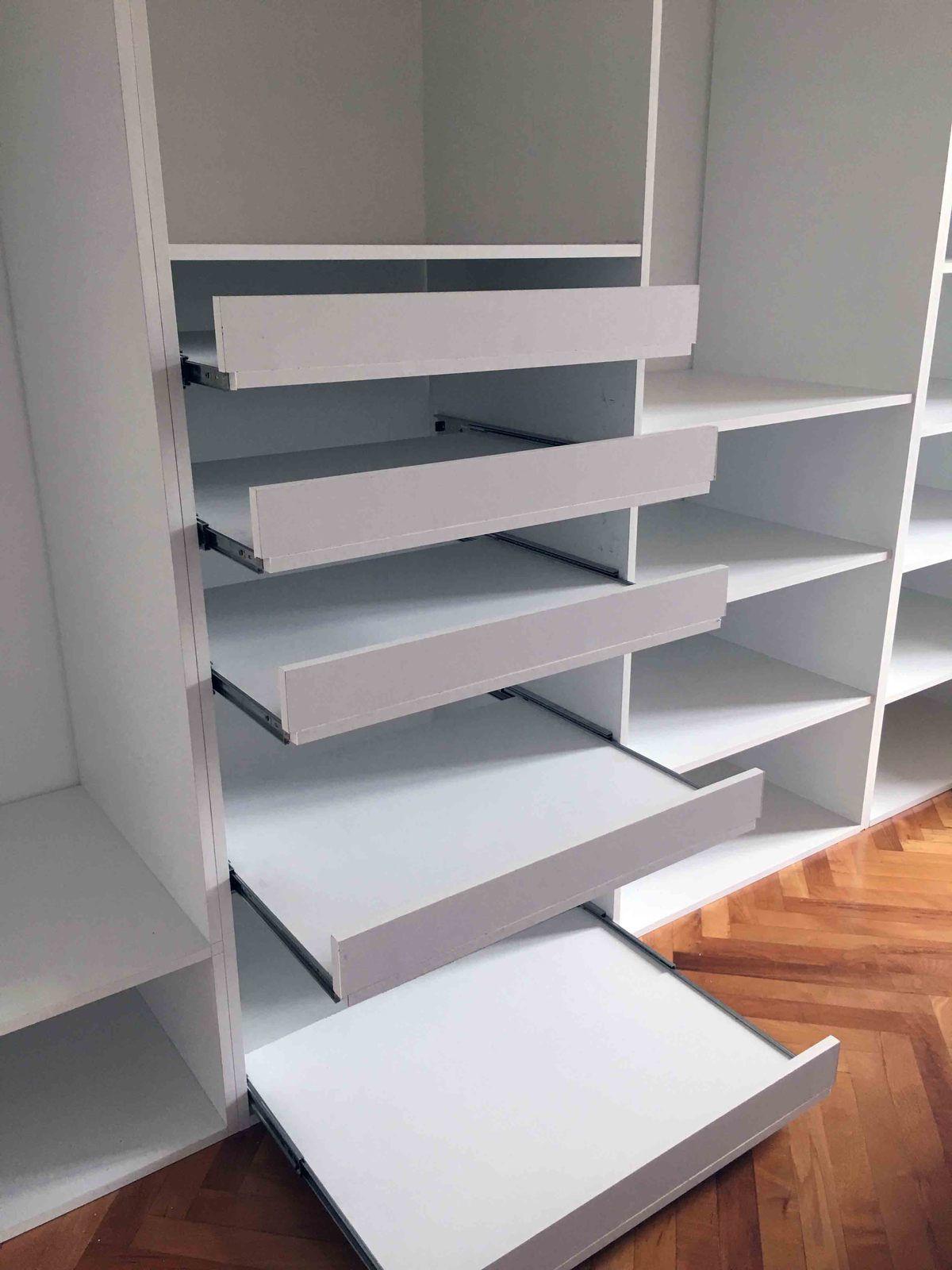 Mon étagère à chaussures : inspiration Pinterest (Ikéa) et mon armoire