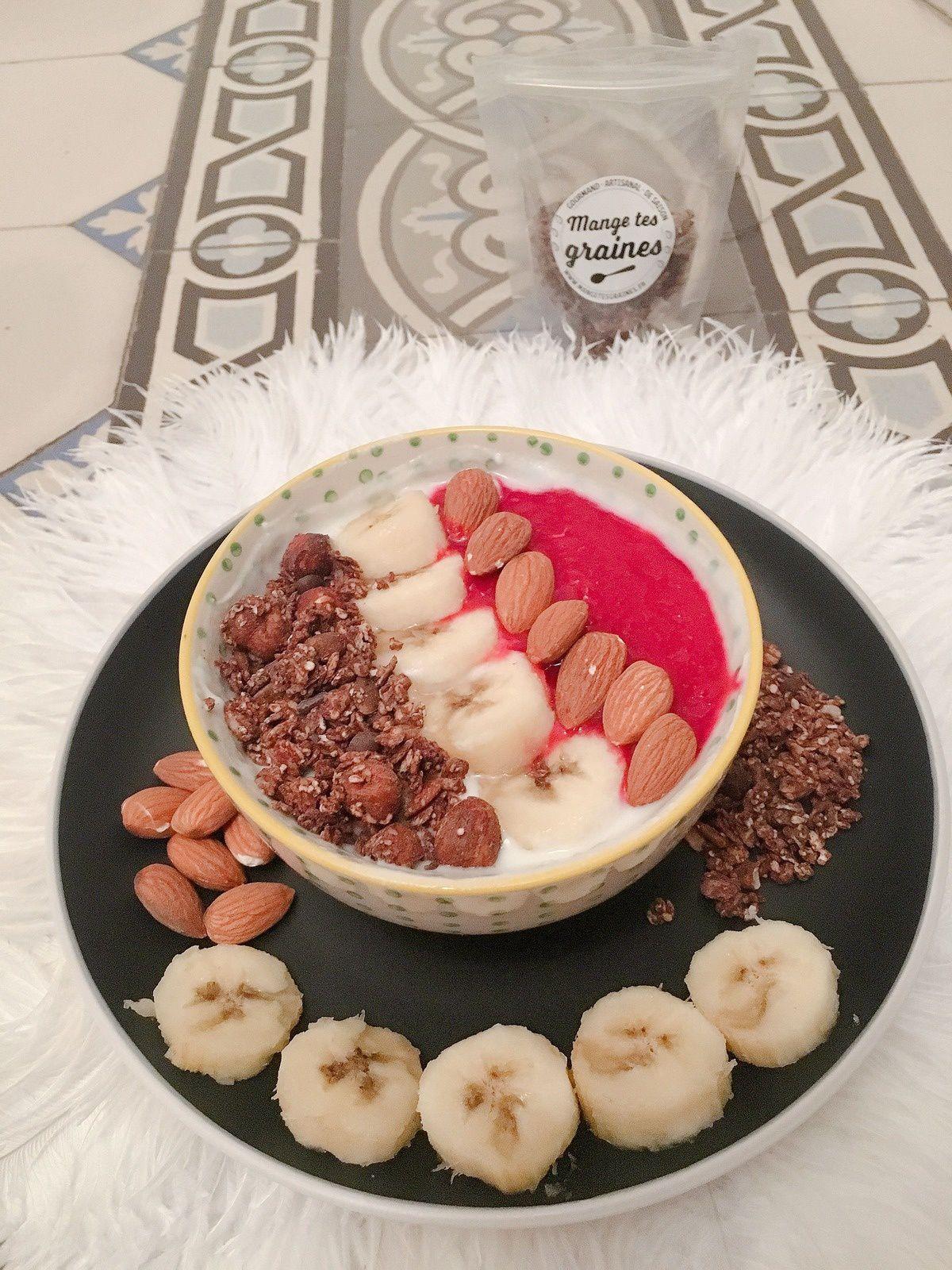 Mange tes graines, un snack healthy pour twister ses repas !