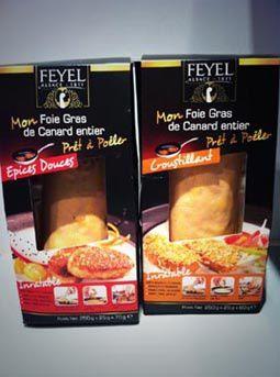 J'ai testé  : le foie gras poêlé Feyel