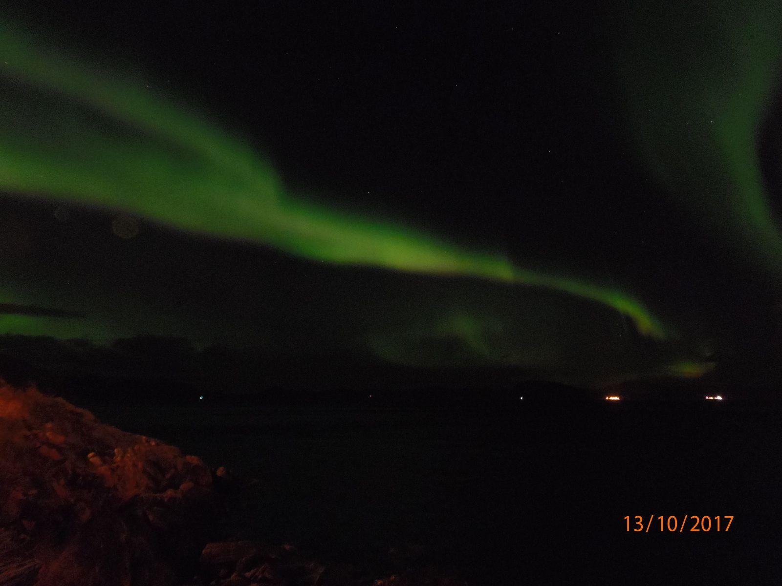 L'hiver bouscule l'automne en Arctique.