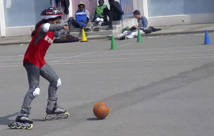 ROLLERFOOTBALL LE RESPECT AUTREMENT