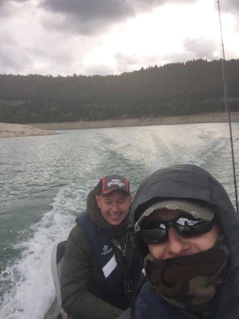 La pêche et le partage.