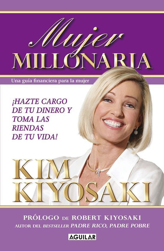 Guía financiera, Damas millonarias, la mujer millonaria