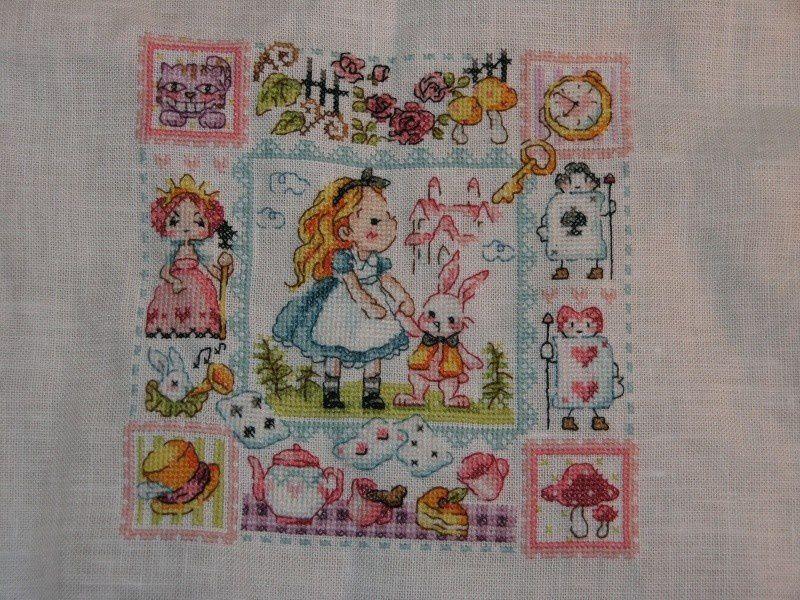 Alice de Soda Stitch