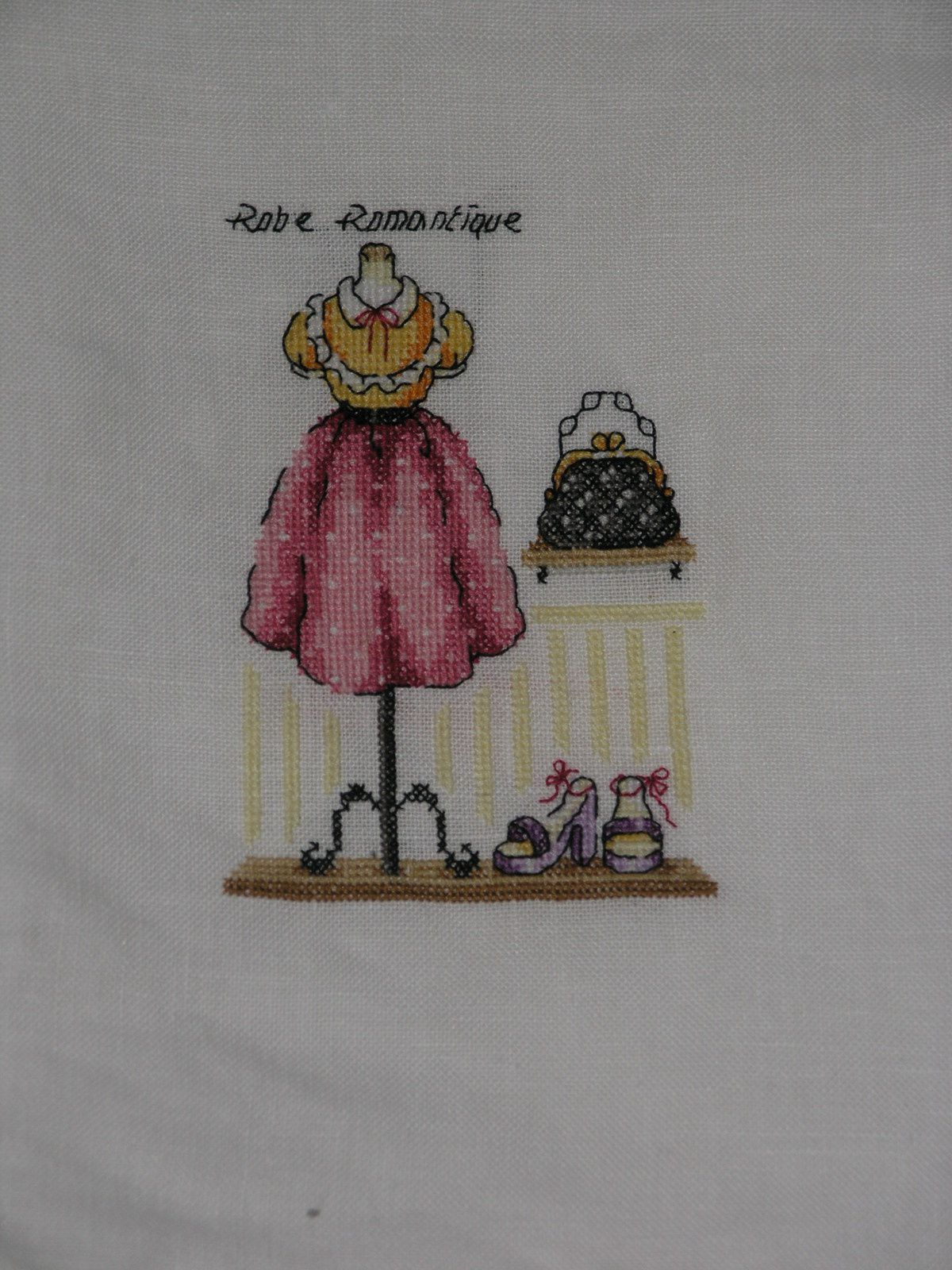 Sal Sewing Room - étape 21