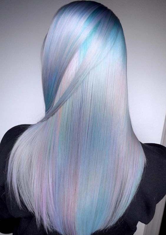 Hermoso color de pelo
