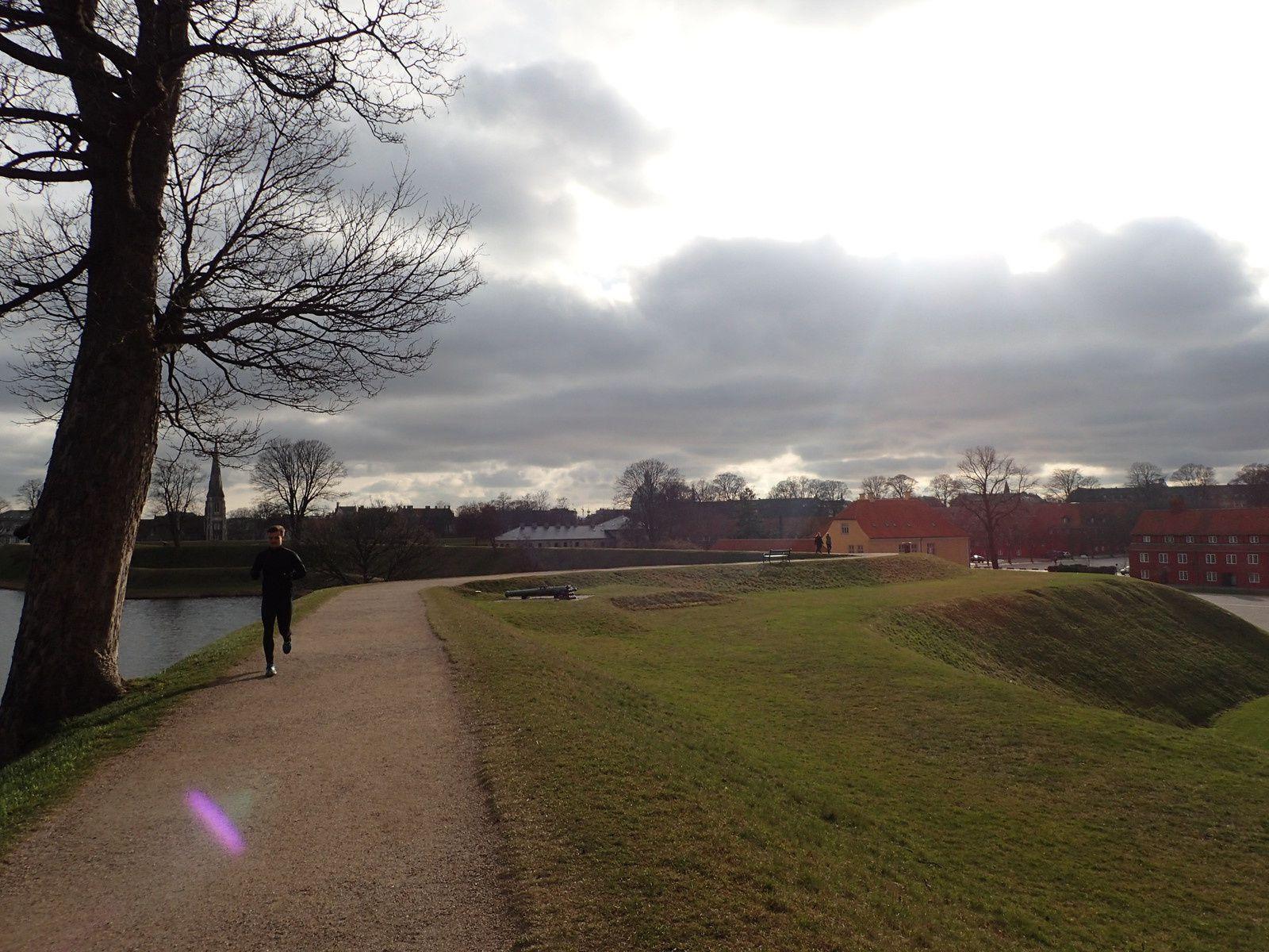 Copenhague - Hambourg