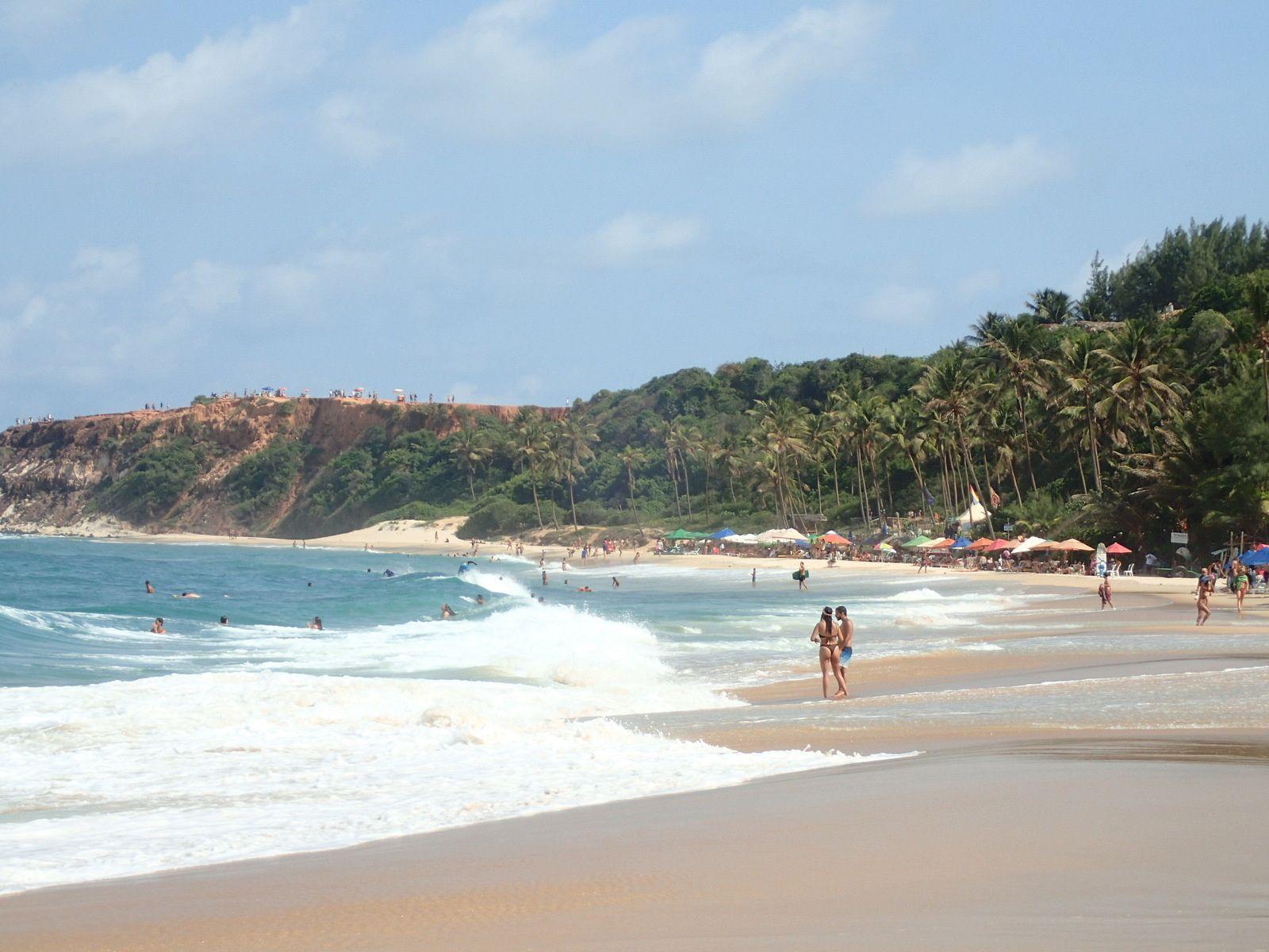 Praia, Pipa, Beleza