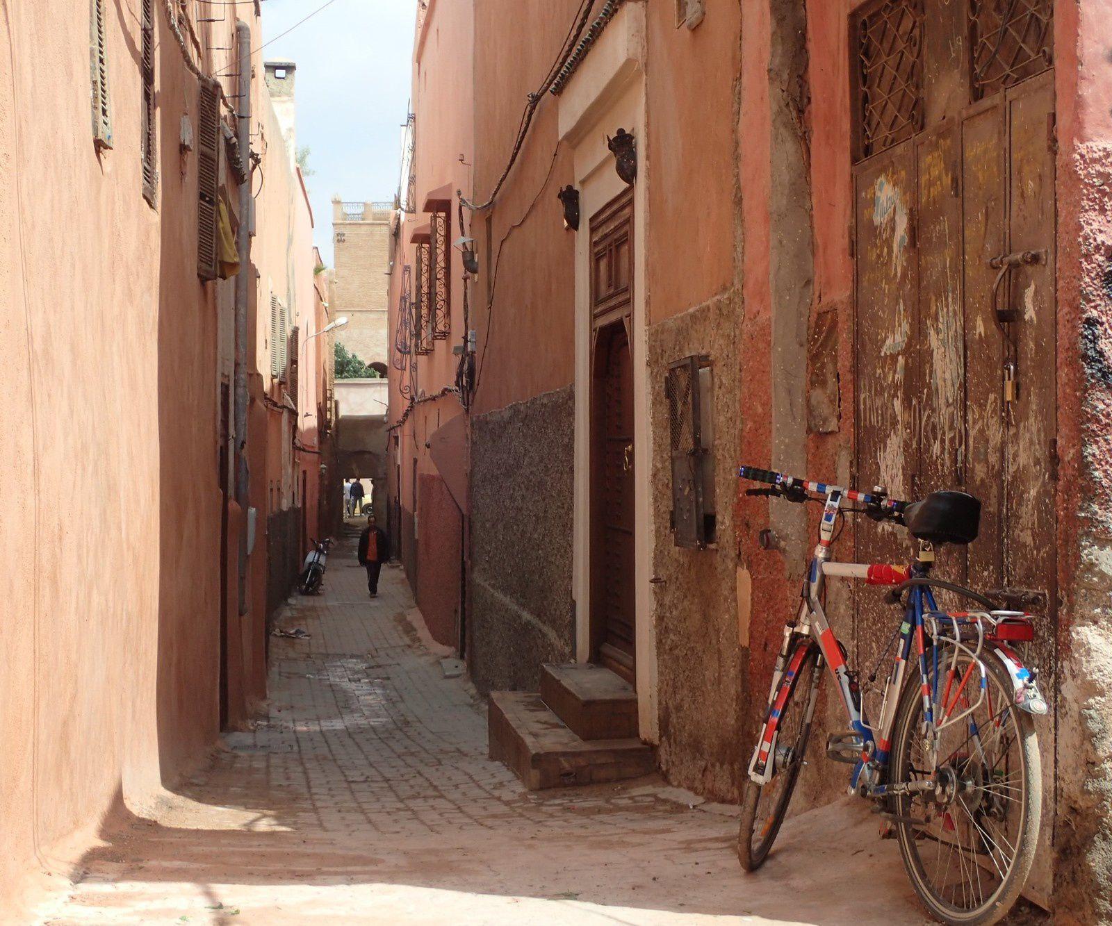 Maroc: Région Marrakech Safi