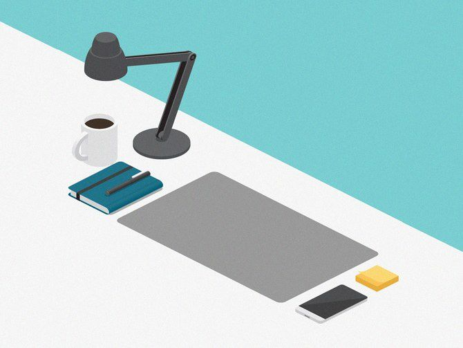 SOON YOUR DESK WILL BE A COMPUTER TOO augmented reality