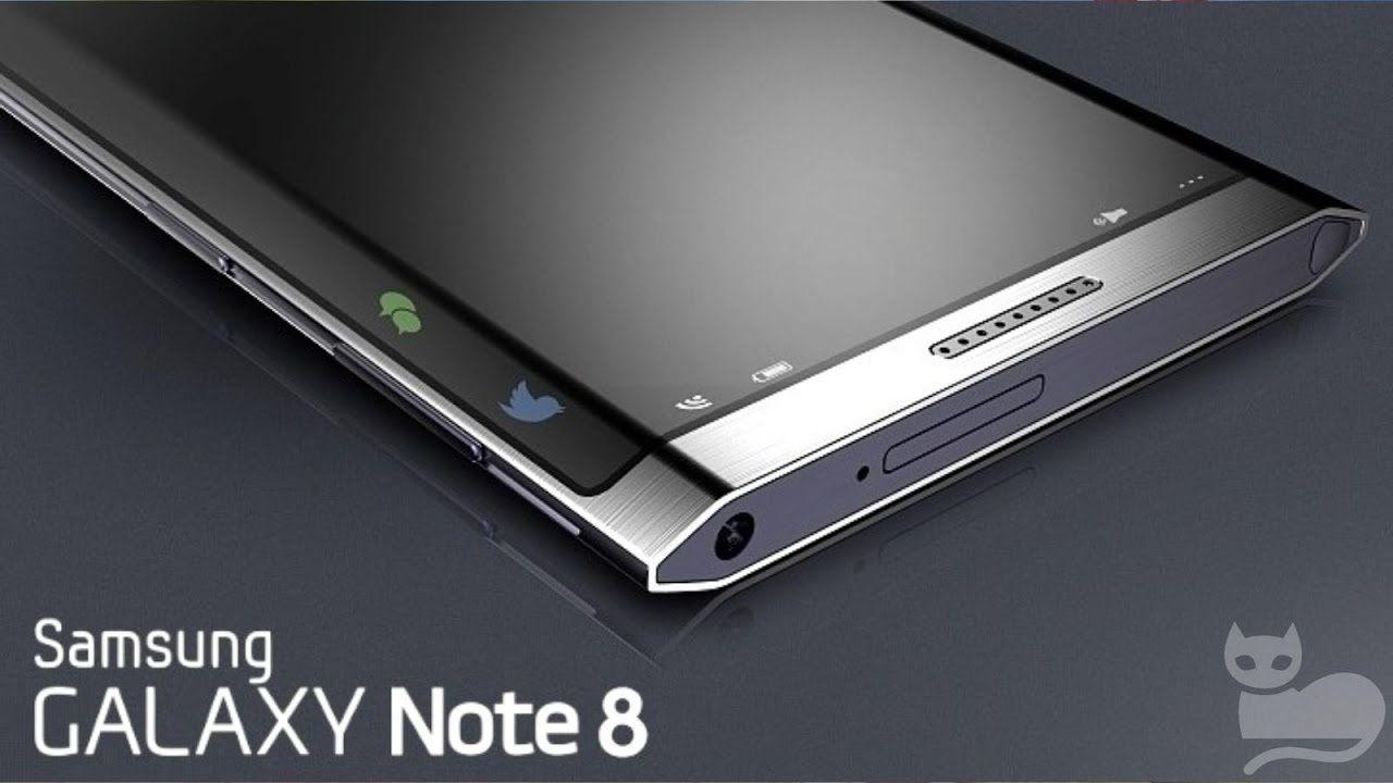 Samsung Galaxy Note 8 - le smartphone à 4 chiffres pour plus de 1000 euros