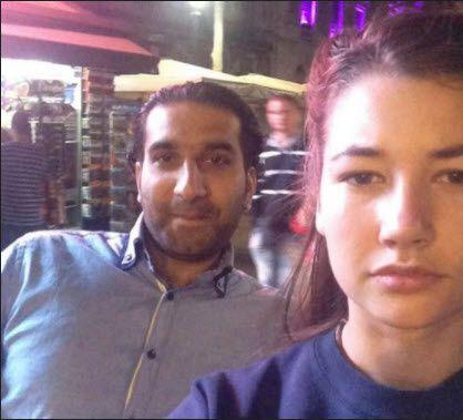 Harcèlement sexuel lorsque le SELFIE apporte (un peu) de réconfort - Noa Jansma étudiante de 20 ans à Amsterdam réagit !