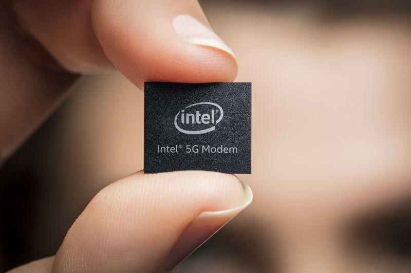 5G Intel processeur 2018