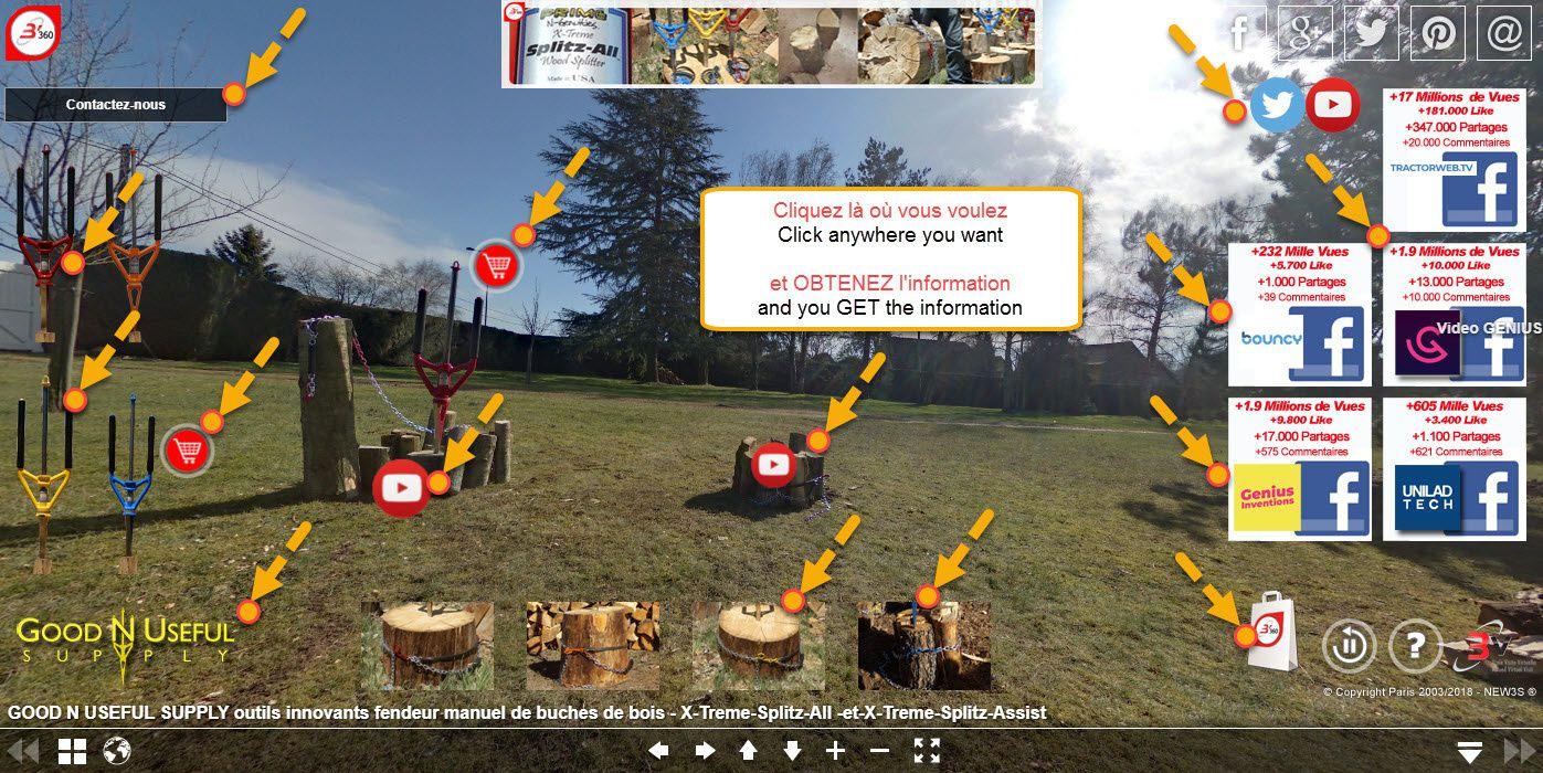 La visite virtuelle pour l'immobilier arrive sur SeLoger avec Matterport