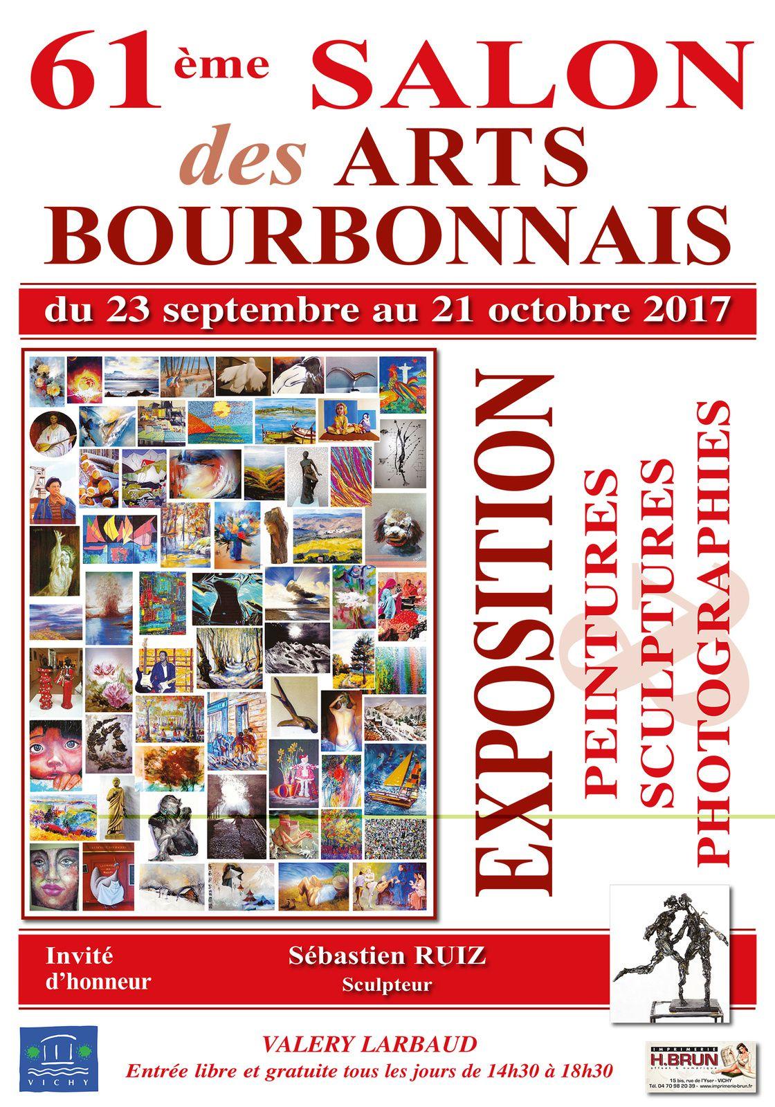"""...Les """"Chinoises"""" au Salon des Arts Bourbonnais...."""
