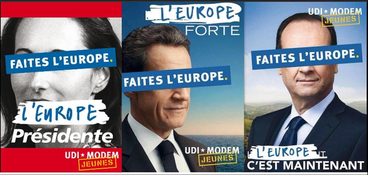 Nos jeunes militants centristes ont raison : nos candidats UDI-Modem portent une voix particulière dans cette campagne.