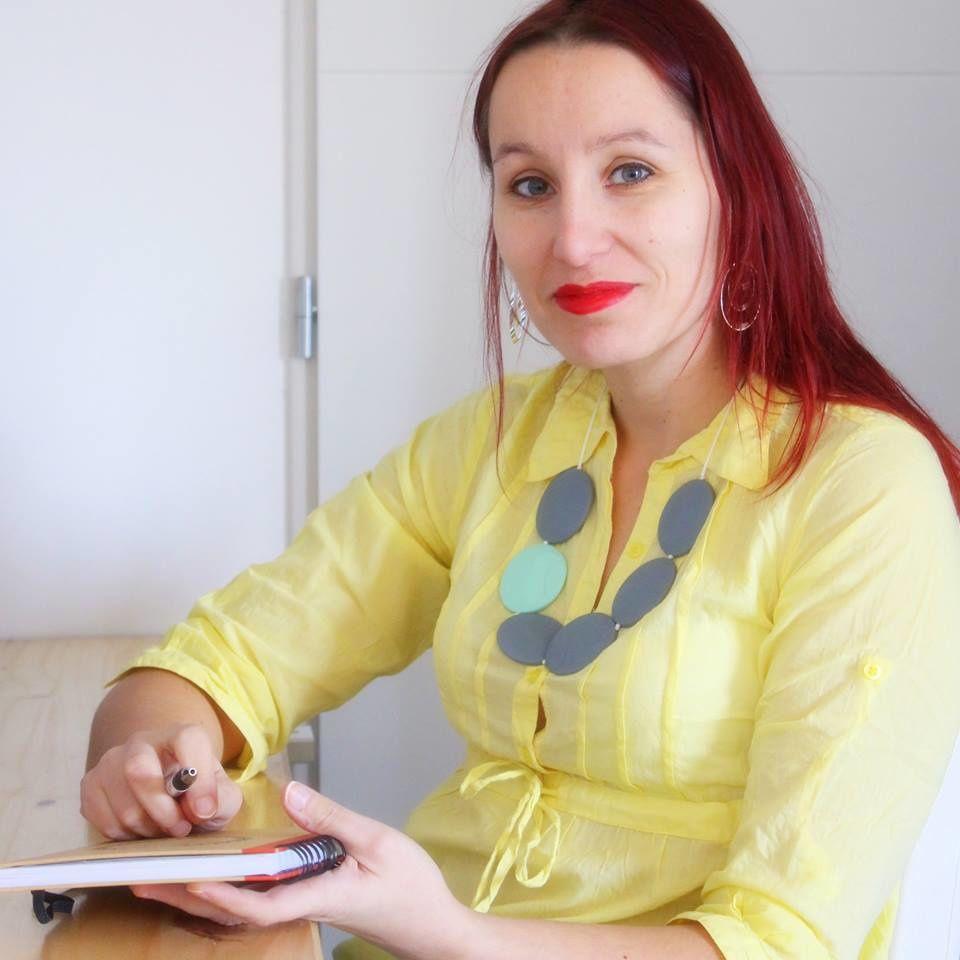 Lucie, Créatrice d'Elyce création