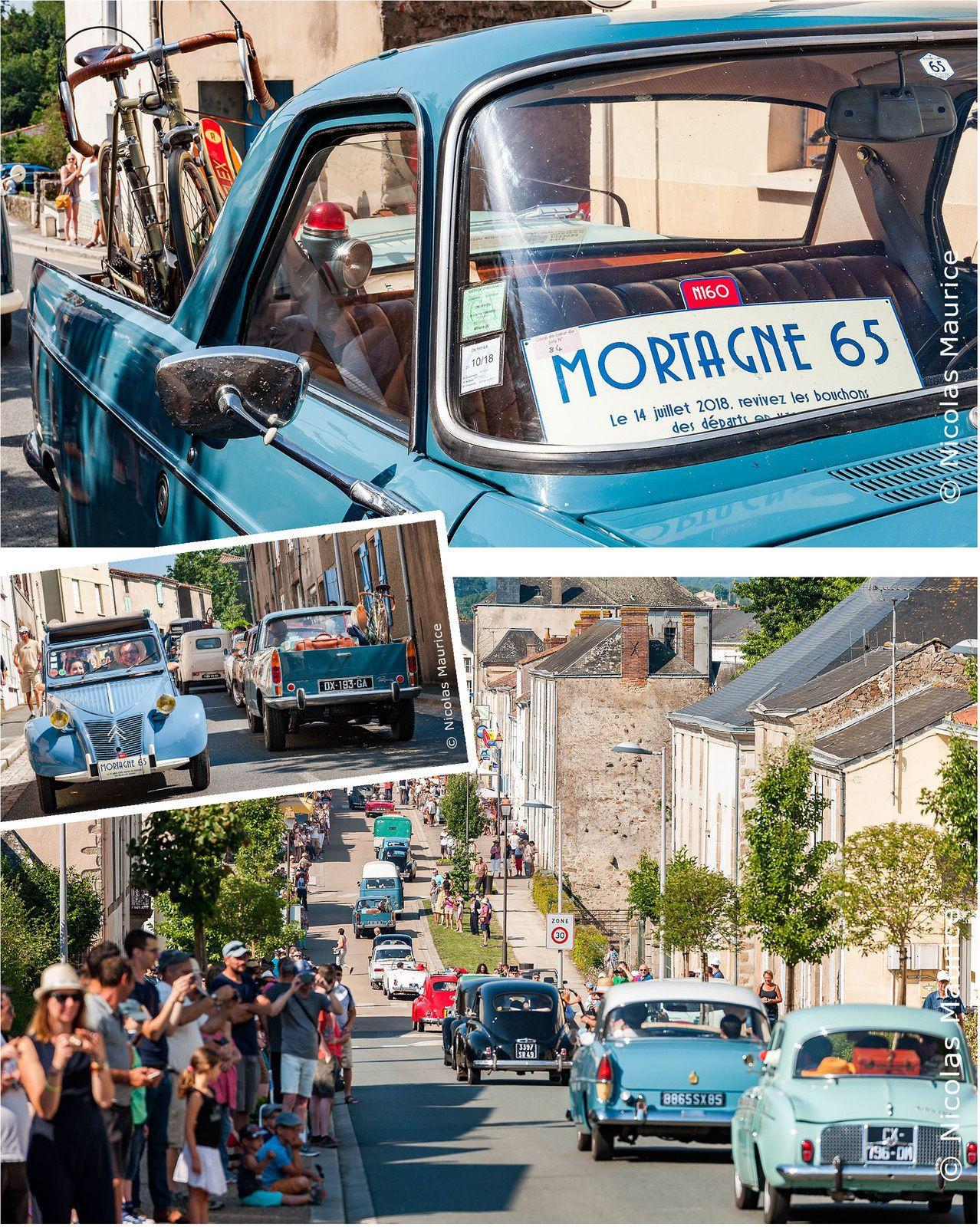 Juillet 2018 - Embouteillage de Mortagne 65 (85) 2°édition - merci Nicolas pour les photos.
