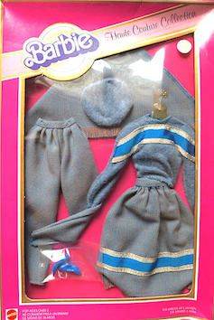 1984 BARBIE CLOTHES