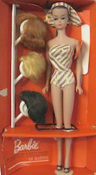 1960-1969 BARBIE DOLLS