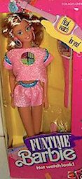 1986 BARBIE DOLLS