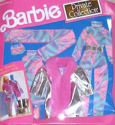 1991 BARBIE CLOTHES