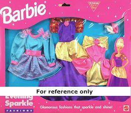 1995 BARBIE CLOTHES