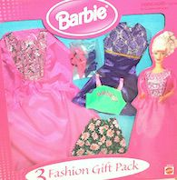 1998 BARBIE CLOTHES