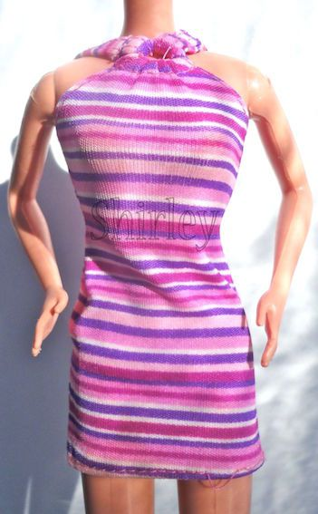 """RIVIERA"" BARBIE DOLL CLOTHES 1999 MATTEL #26218"