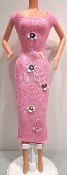 """COOL CLIPS"" BARBIE DOLL CLOTHES 1999 MATTEL #26425"