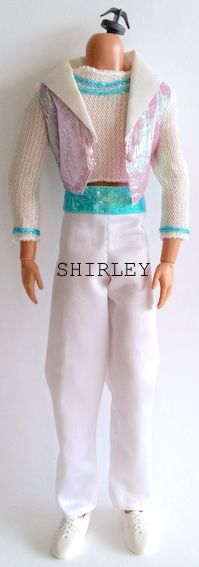 """MY FIRST"" KEN DOLL CLOTHES 1992 MATTEL #1503"